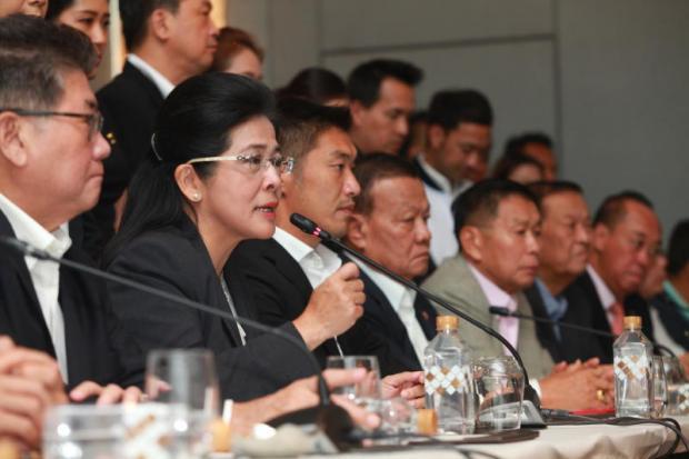 Pheu Thai bid 'premature'
