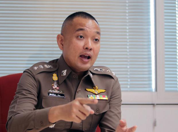 Pol Col Siriwat Deephor says there is a lack of tech-savvy police officers who are adequately trained to deal with high-tech crimes.