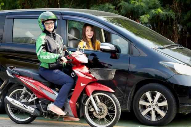 Grab wants the government to legalise the ride-hailing business to increase the momentum of its delivery services.