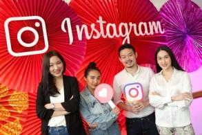 Instagram grasps for brand advertisers in Thai market
