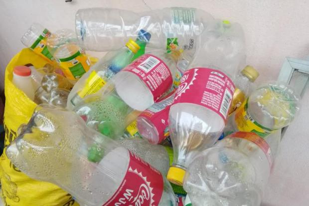 Thailand produces more than 2 million tonnes of plastic waste annually, amounting to 12% of total waste in the country.CHAIWAT SADYAEM