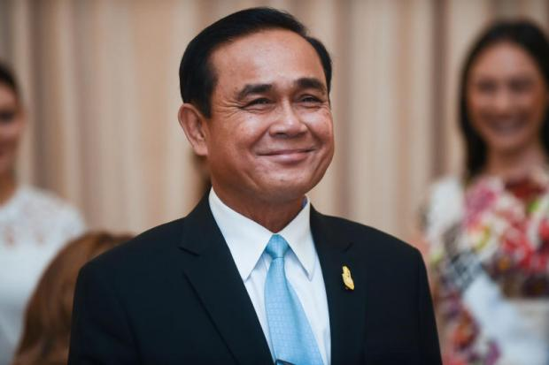 Prayut: Stresses connectivity
