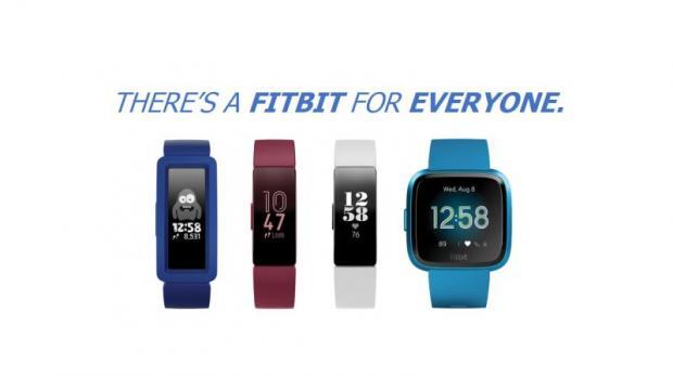 New Fitbit wearable. Fitbit