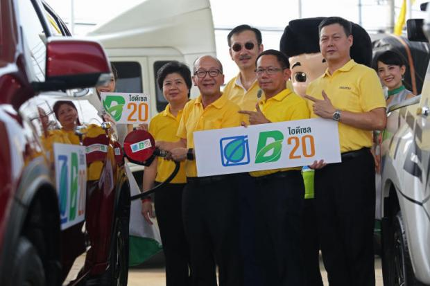Officials say biodiesel B10 to join B7 at the pumps next week