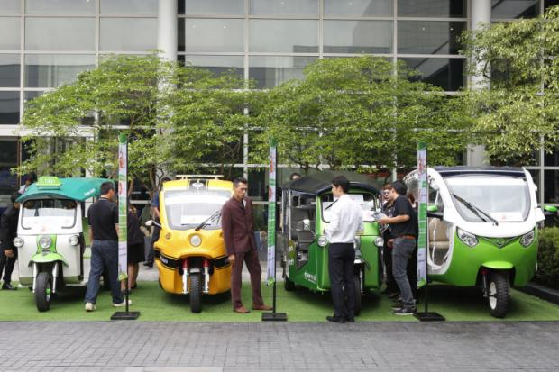 EV group urges changes to 3-wheeler laws