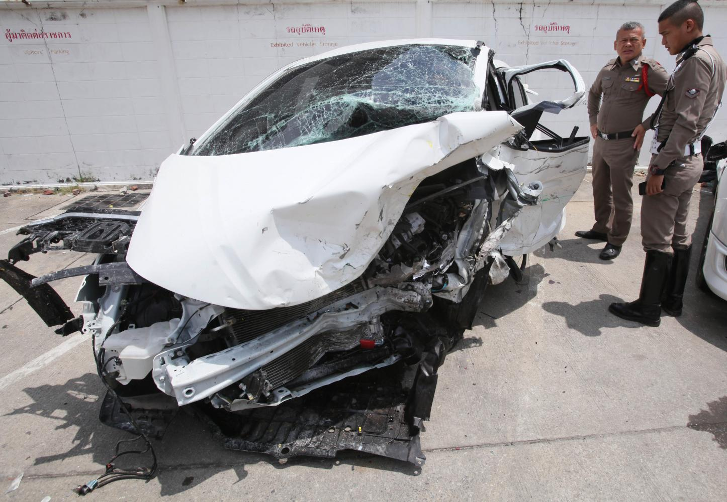Cough up cash to stop road carnage