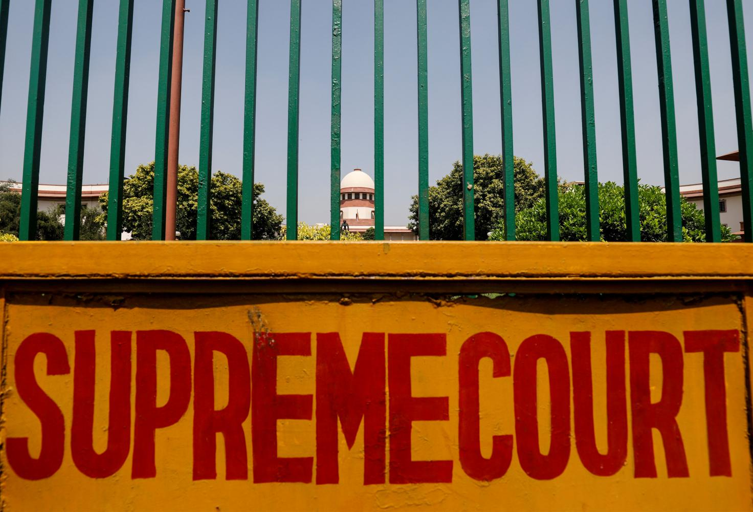 India's court system teeters on brink of collapse