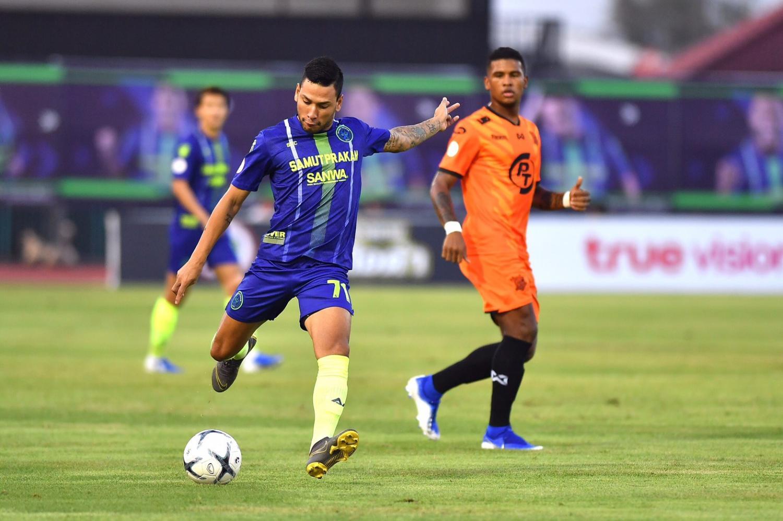 Bangkok Utd snap Port win streak