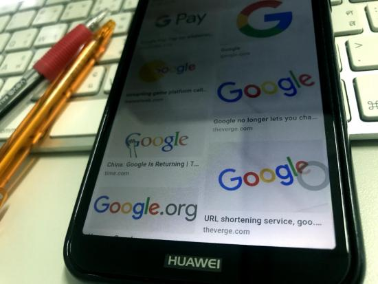 'Plan B': Huawei's operating system headache after Android ban
