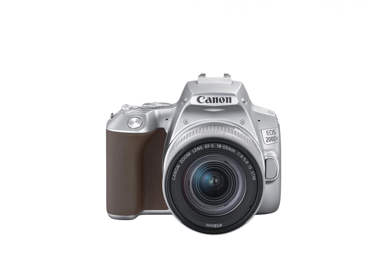 Canon updates EOS 200D