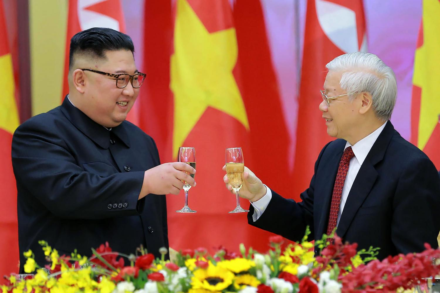 Vietnam plays role of reluctant Asian middle power