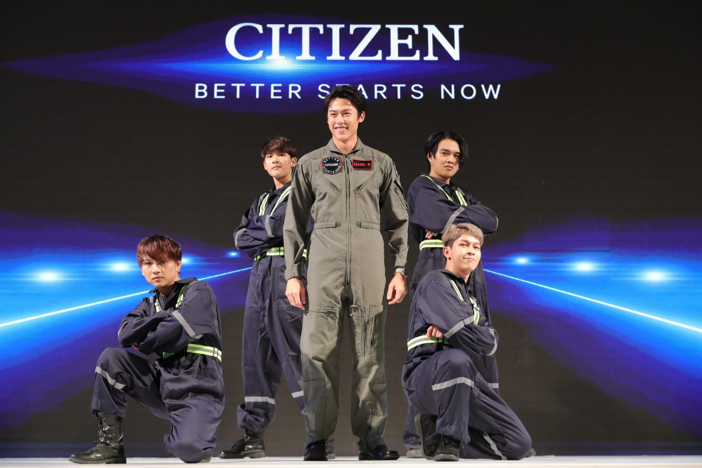 'Better Starts Now' for Citizen