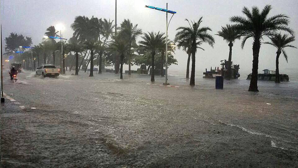 The renowned beach city has become ever more vulnerable to flooding as construction has accelerated. The drainage system is old and easily overwhelmed.