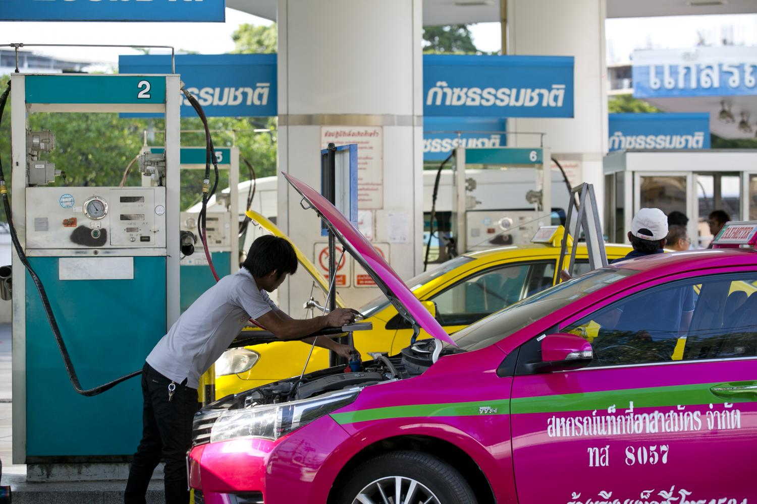 Operators call for cheaper NGV to compete with diesel