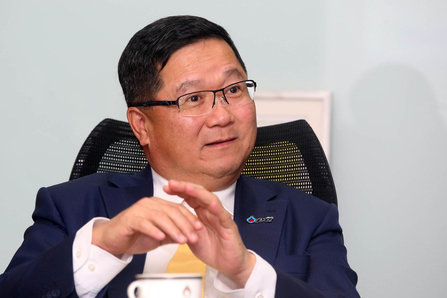 Chansin: PTT's rail enthusiasm waned
