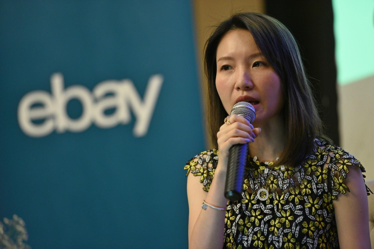 EBay's Jenny Hui says the platform connects Thai businesses to 180 million active buyers in 190 markets worldwide.
