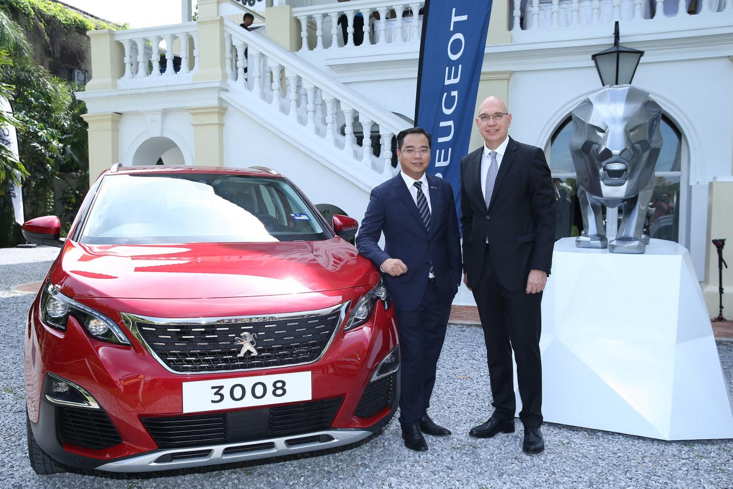 MGC adds Peugeot to its import stable