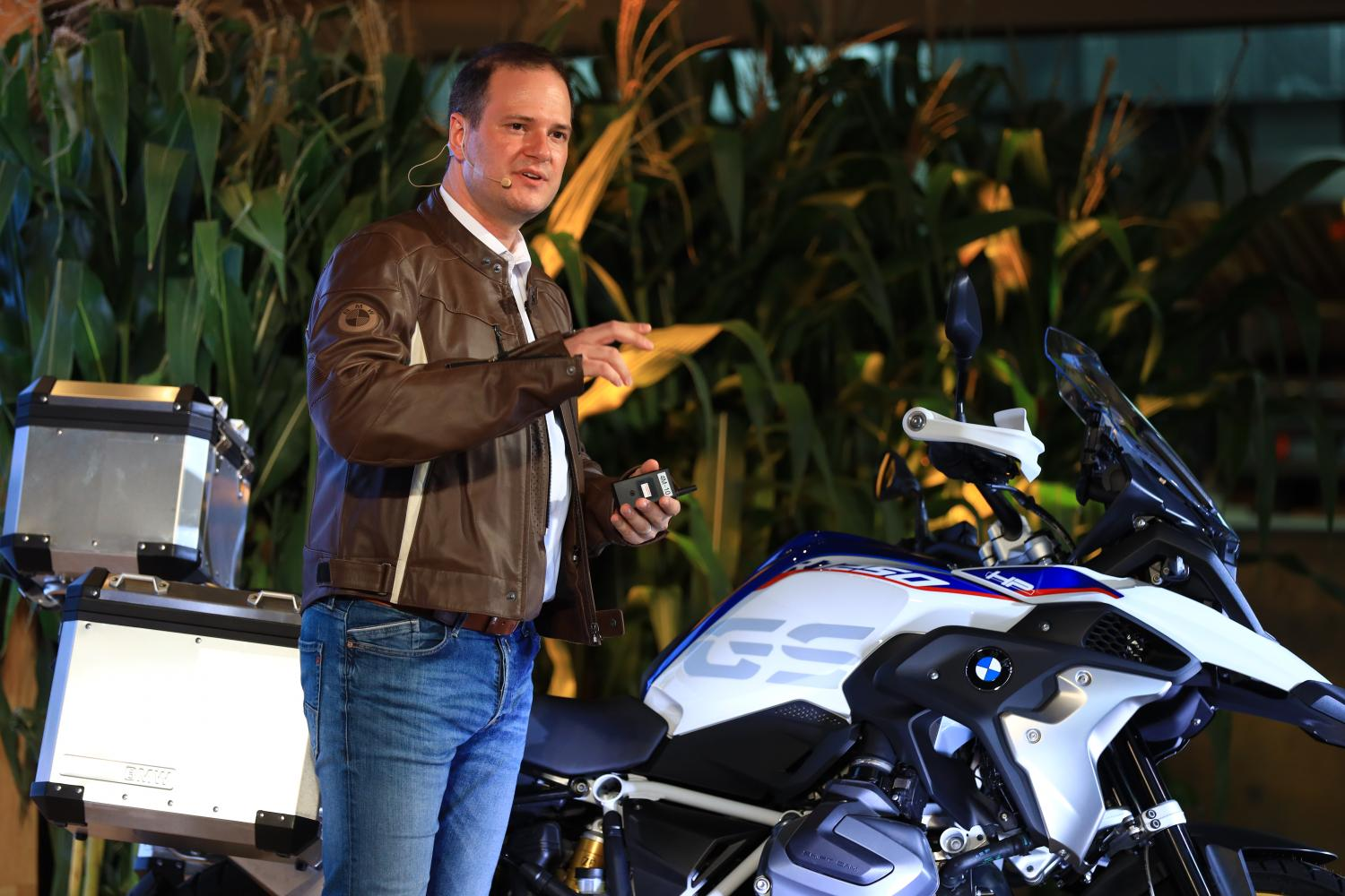 BMW Motorrad's Christian Samlowski says the remainder of 2019 offers potential for buyers before prices rise next year.