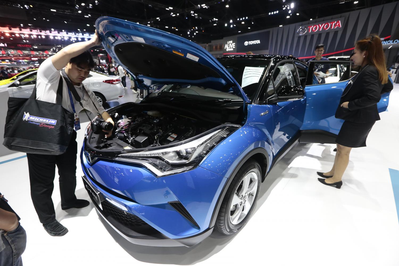 Toyota: Car market wobbly