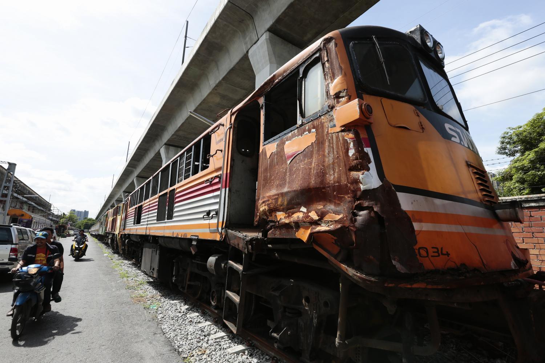 Asian capital train oxygen