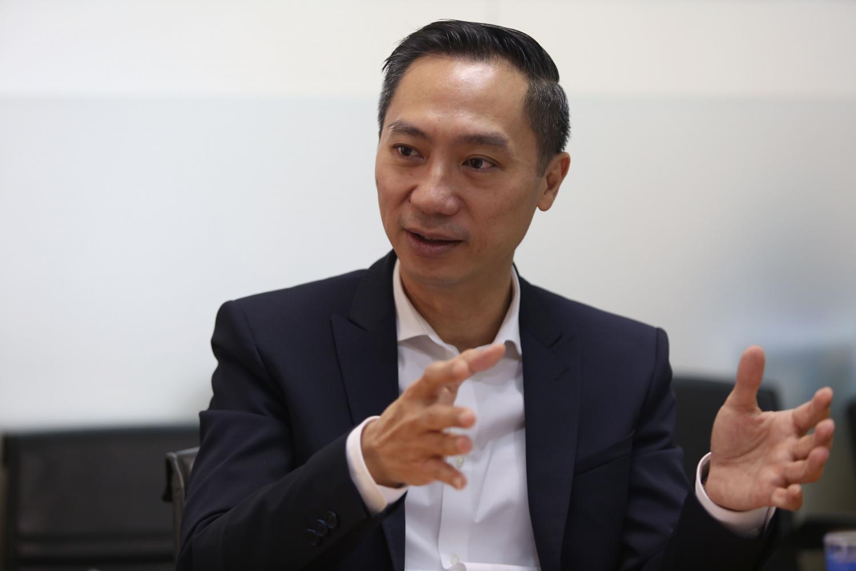 Roy Agustinus Gunara, Thai Credit Retail Bank managing director. (Photo by Varuth Hirunyatheb)