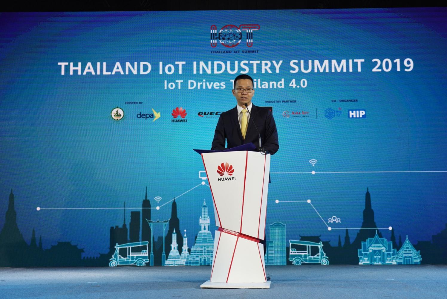 Promising start for Thai IoT adoption