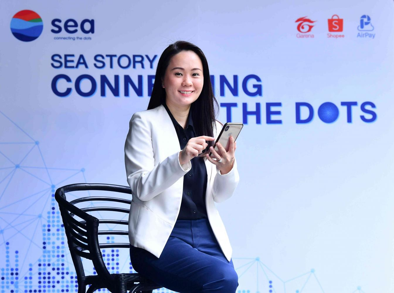 Ms Maneerat wants to build a unique footprint in Thailand's digital economy.