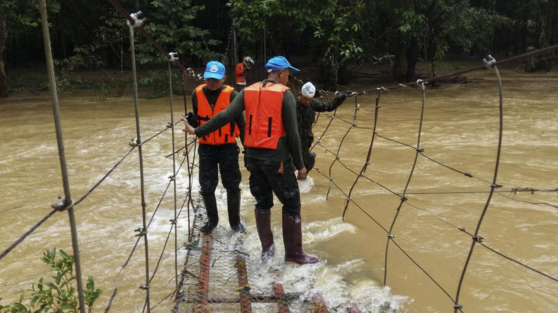 Chiangmai stay pinned to bottom despite upset