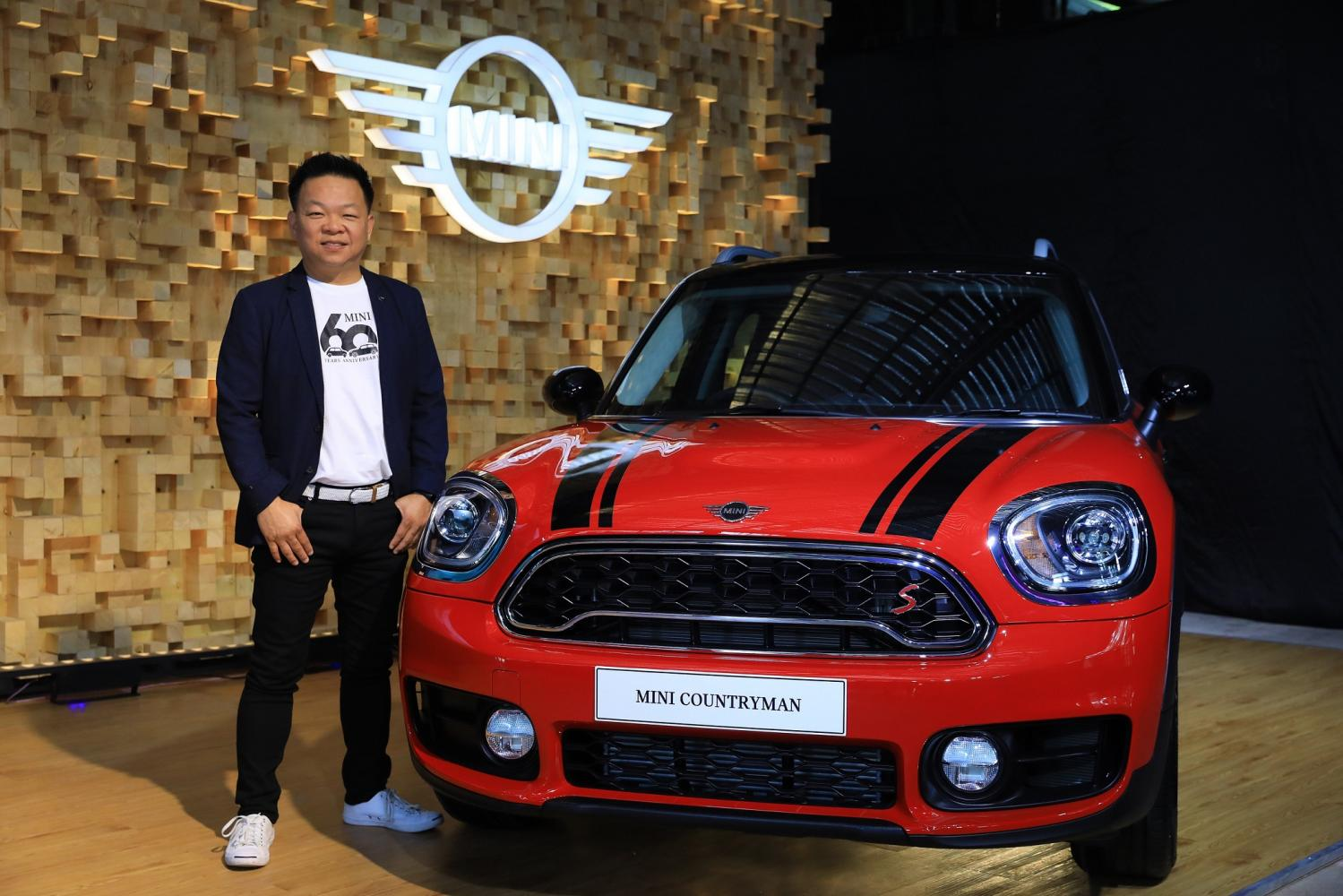 Mini prepares for record-breaking sales