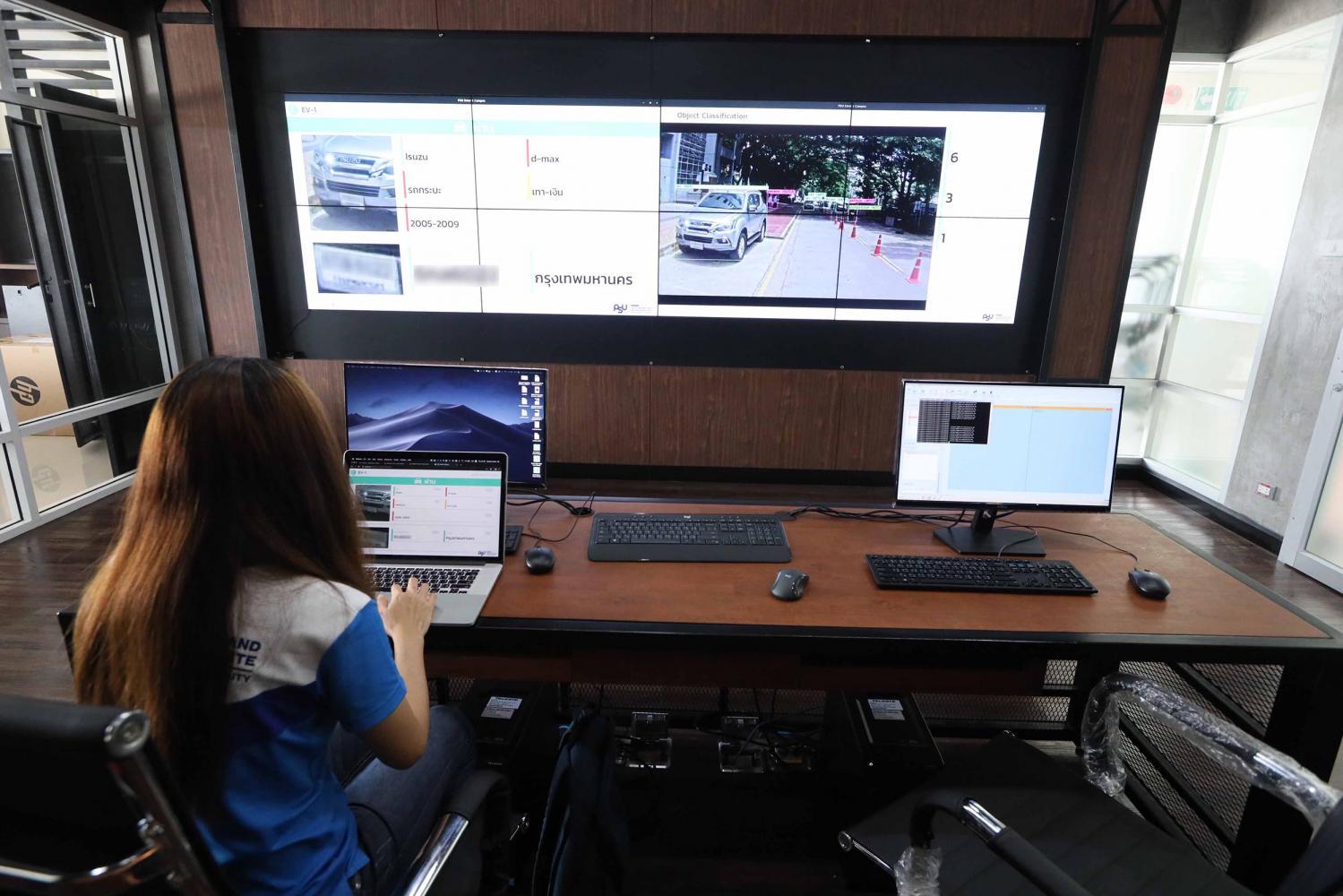 AIS unveils 5G auto surveillance