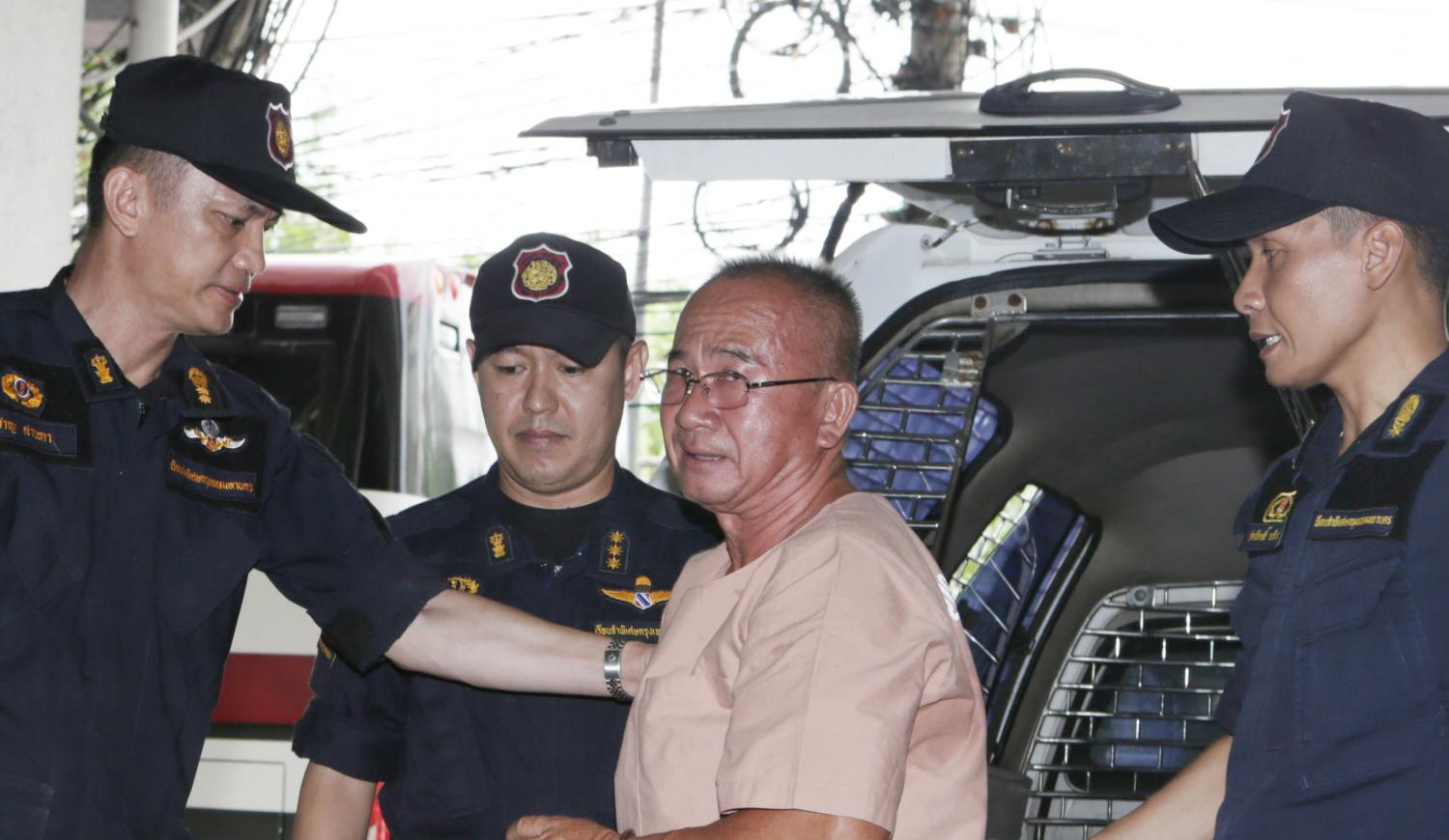 Court upholds prison term for Supachai
