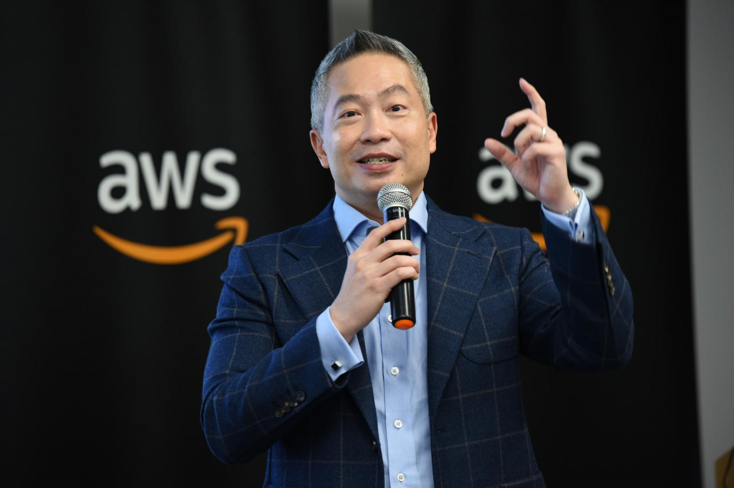 AWS expands presence in Thailand