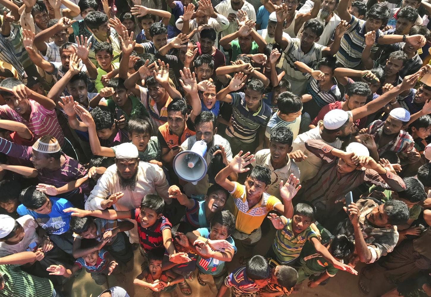 Planned Rohingya repatriation stalled