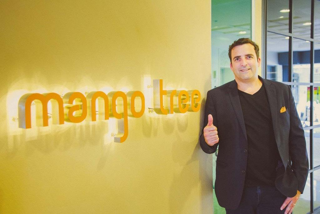Mr MacKenzie says Mango Tree is an ambassador for Thai cuisine around the world. The chain plans to have 100 branches by 2025.