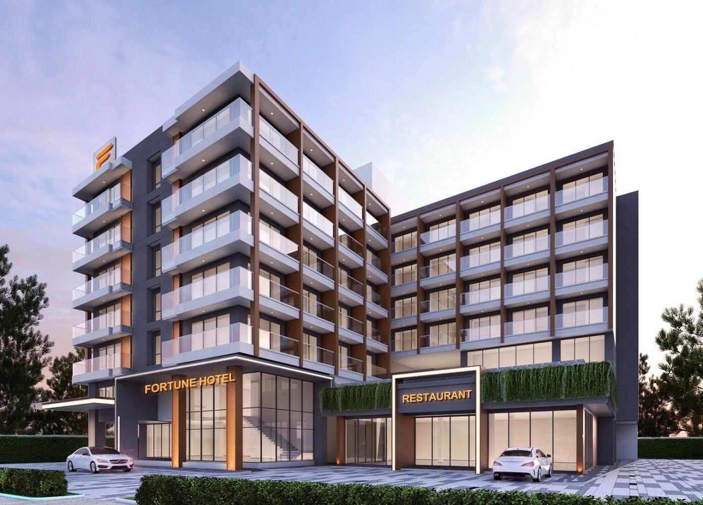CP Land will open the 109-room Fortune Sea View Rayong near Saeng Chan beach early next year.