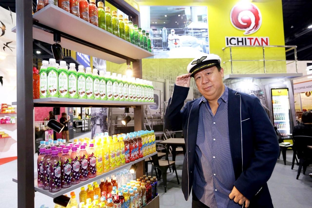Ichitan Group president Tan Passakornnatee is optimistic about the ready-to-drink market's growth this year.