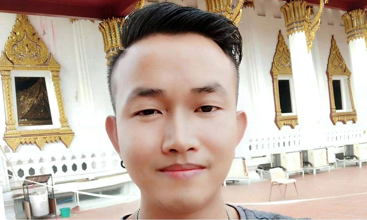 Od Sayavong, a 34-year-old Lao political activist, has gone missing in Bangkok since Aug 26 as he was awaiting resettlement to a third country. (Photo courtesy Human Rights Watch)