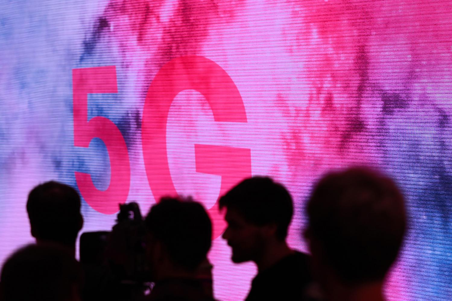 Allocation of spectrum meant for 5G technology is now the top concern in telecom circles. (Bloomberg photo)