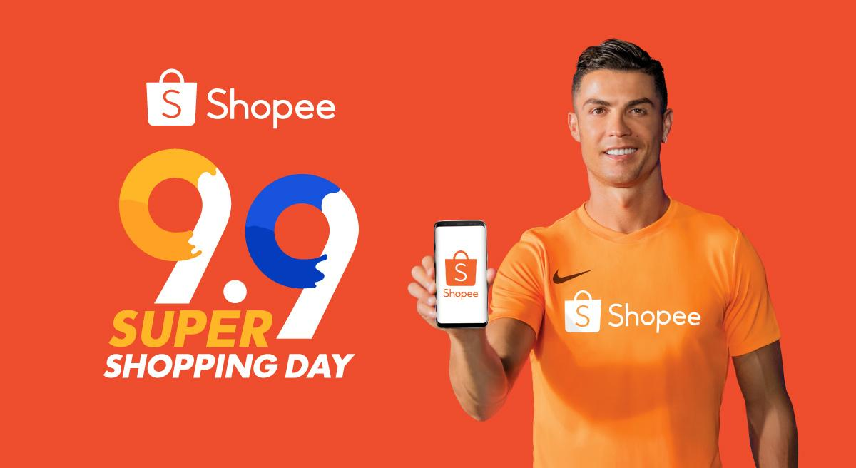 Shopee users enjoyed a broadcast interview with Shopee brand ambassador Cristiano Ronaldo on Shopee Live on Sept 9. The video has 35 million views online to date.