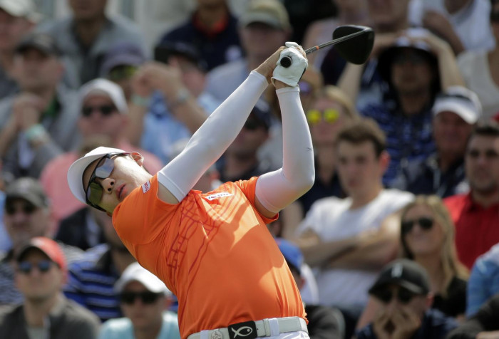 Jazz keen to make big splash in star-studded PGA events in Asia