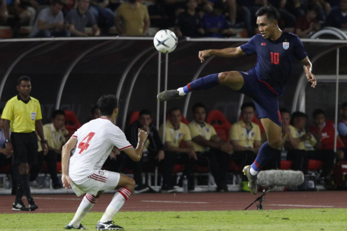 Thais stun UAE in Cup qualifier