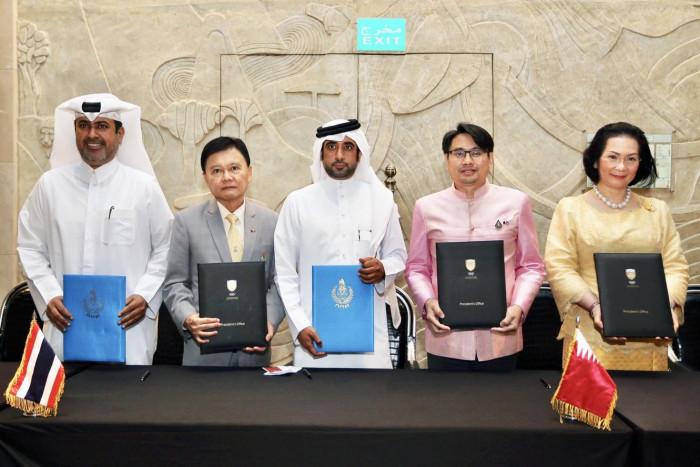 Thai-Qatari MoU signed