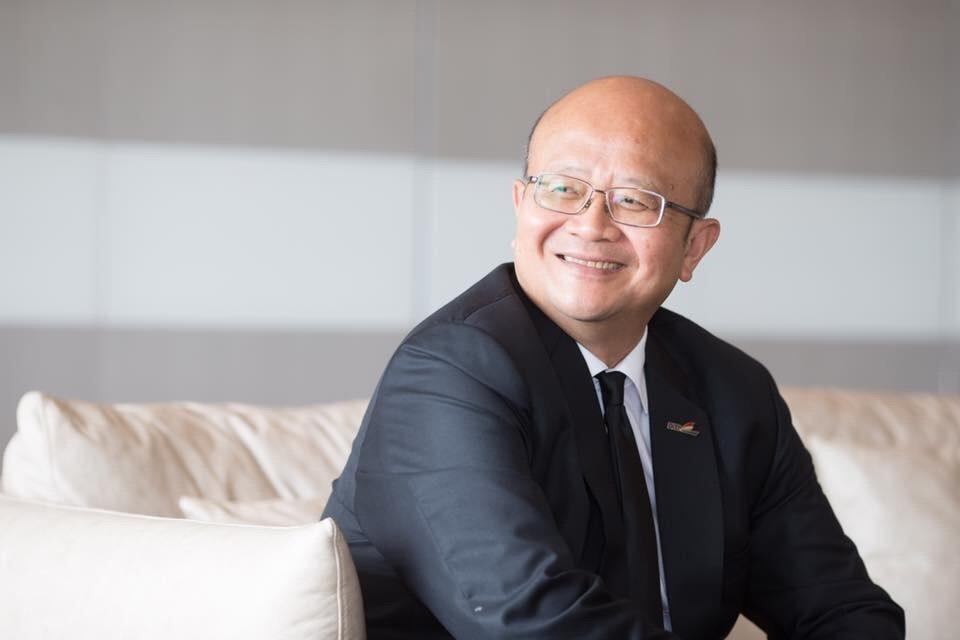 Somdet Susomboon, director-general of the International Trade Promotion Department.