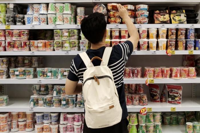Salt tax aims to change behaviour