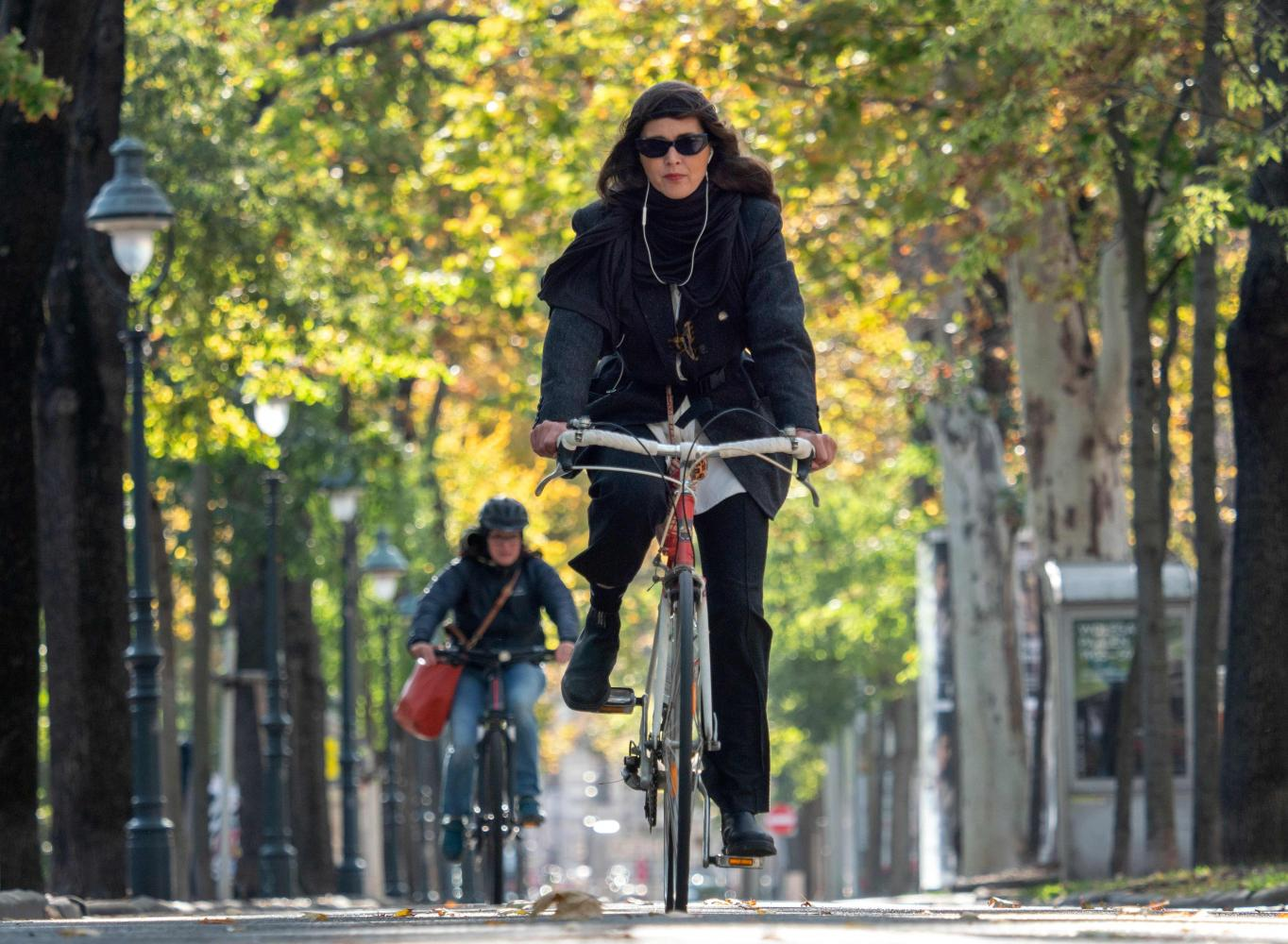 Thinking city: The Austrian government has made a pledge to produce as much energy from renewable resources as it consumes by 2030. It has used rafts of measures to become more environmental-friendly such as creating better transport, using smart energy innovation and promoting environmentally-friendly modes of transport like bicycles.