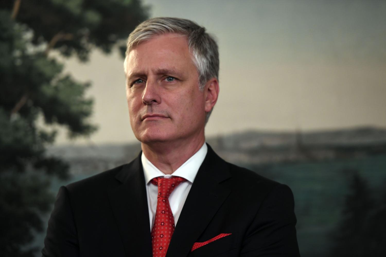 O'Brien: Named as special envoy