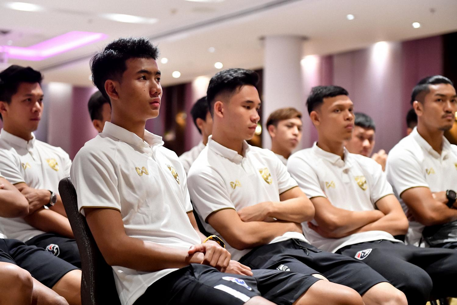 Thailand national team players.