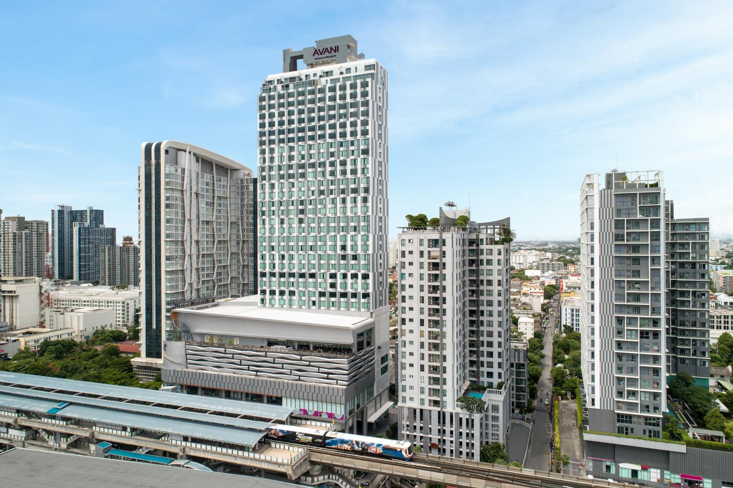 The 382-room Avani Sukhumvit Bangkok hotel is set for an official grand opening on Dec 1.