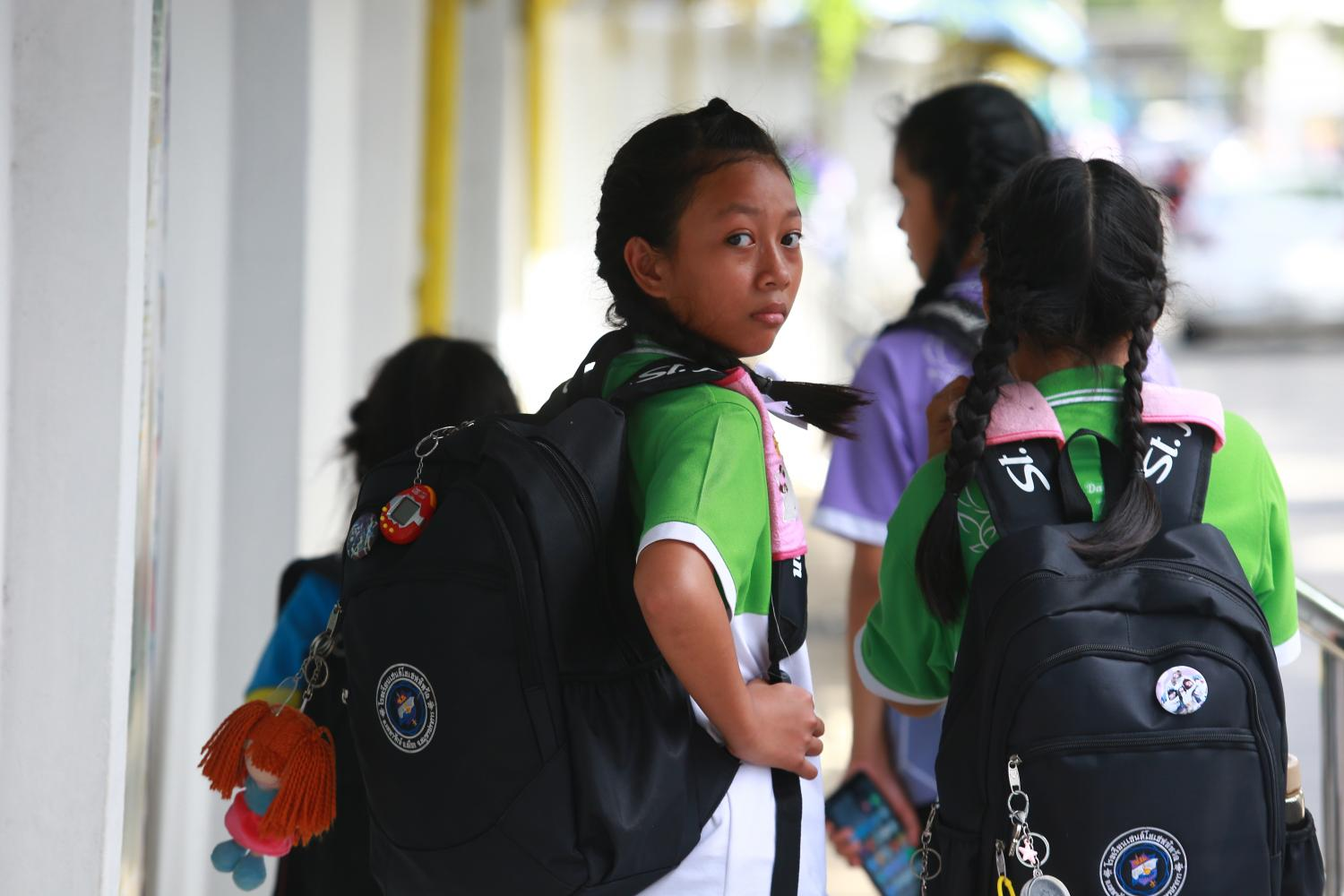 Launching financial education in Thailand's K-12 education may help cultivate a financially prudent society. (Photo by Somchai Poomlard)