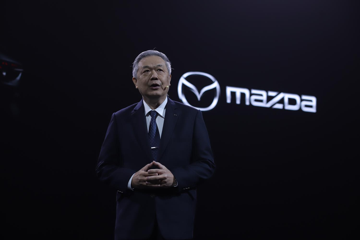 Chanchai Trakarnudomsuk, president of Mazda Sales Thailand, the local arm of the Japanese car maker.